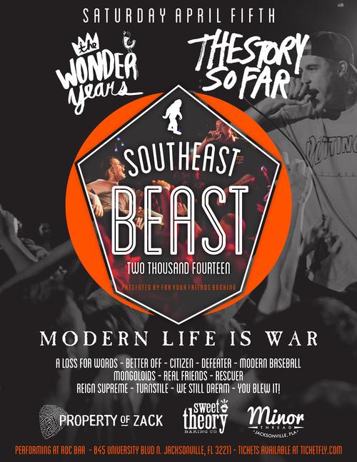 southeast beast 2013