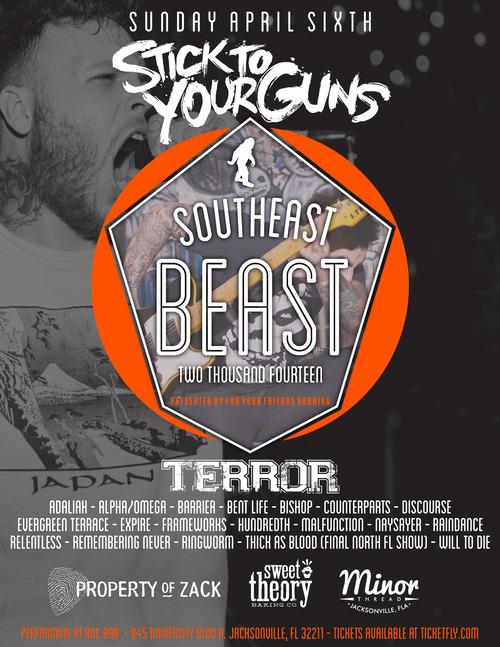 southeast beast 2 2013