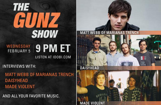 The Gunz Show - 2/5/14