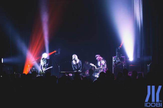 Eisley - Currents Tour - idobi Radio - Photos by Megan Leetz