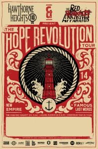 TWLOHA Tour 2014 - Promo