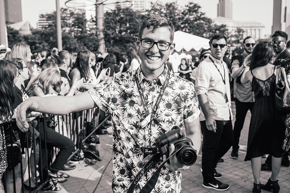 Our dear photographer friend Tom Falcone