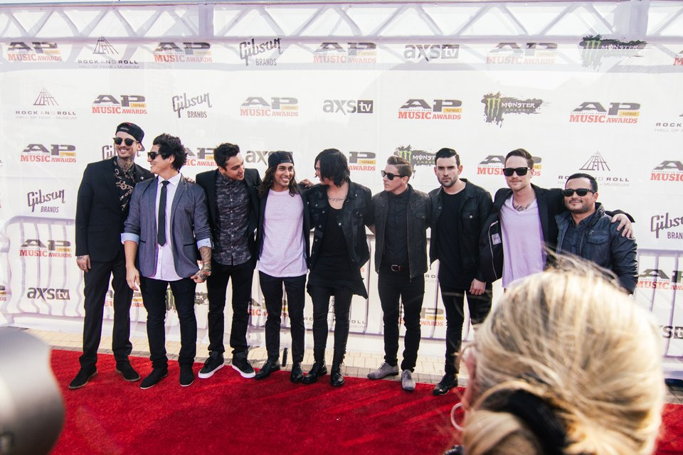 SWS + PTV. Buddies who just announced an awesome tour together!