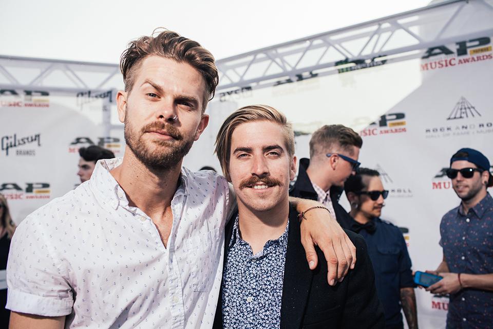 Aaron and Joe from SECRETS
