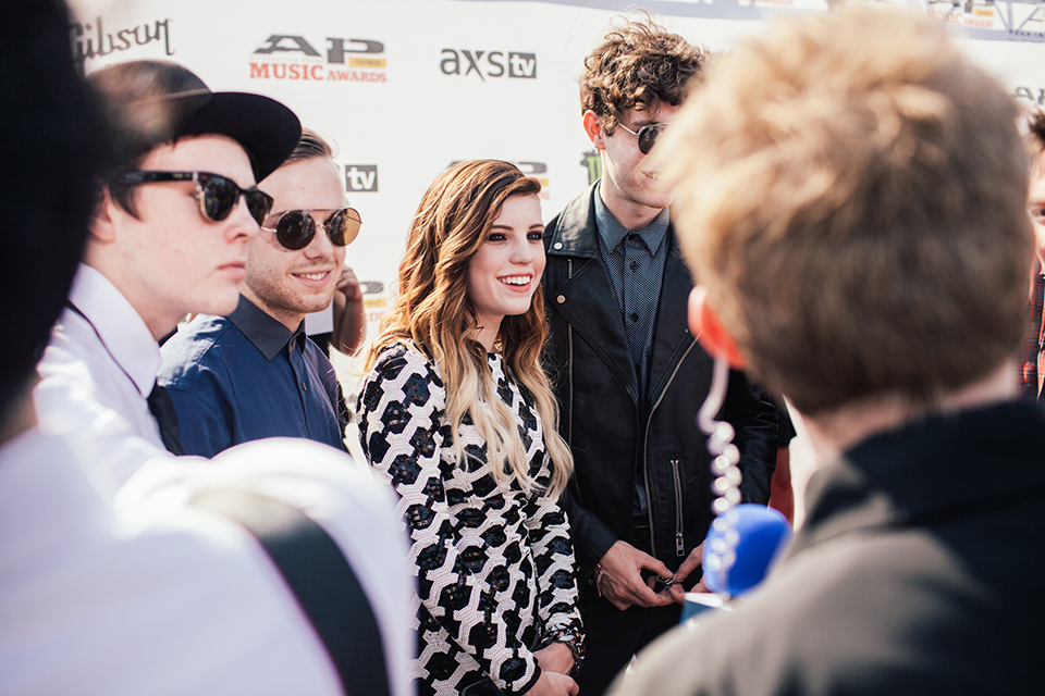 Graham, Jamie, Sydney, and Noah chat with Josh Madden and Gunz