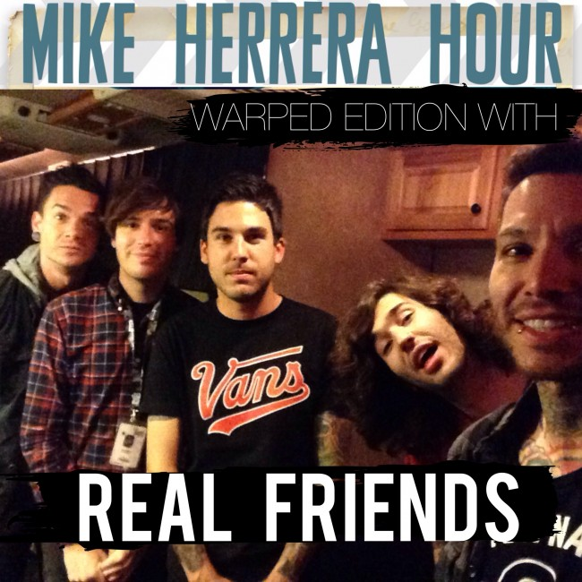 The Mike Herrera Hour with Real Friends
