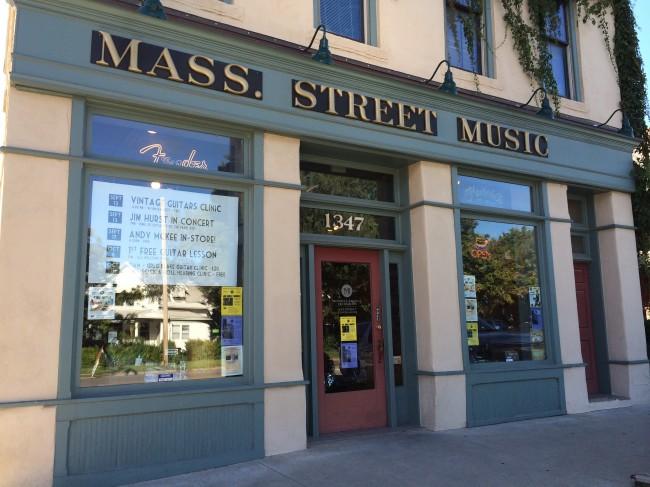 Mass Street Music