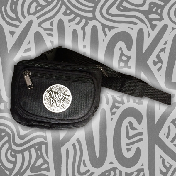 Knuckle Puck Fanny Pack