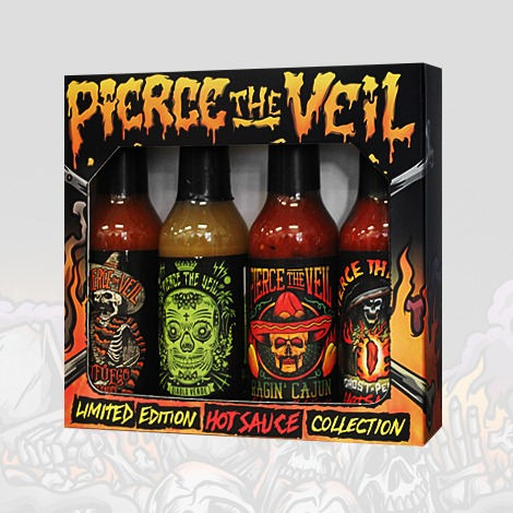 Pierce The Veil Hot Sauce