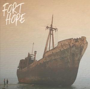 Fort Hope S/T EP Album Art
