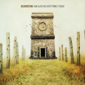 silverstein i am alive in everything i touch