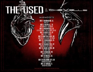 the used chenille