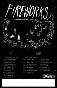 fireworks tour 2015