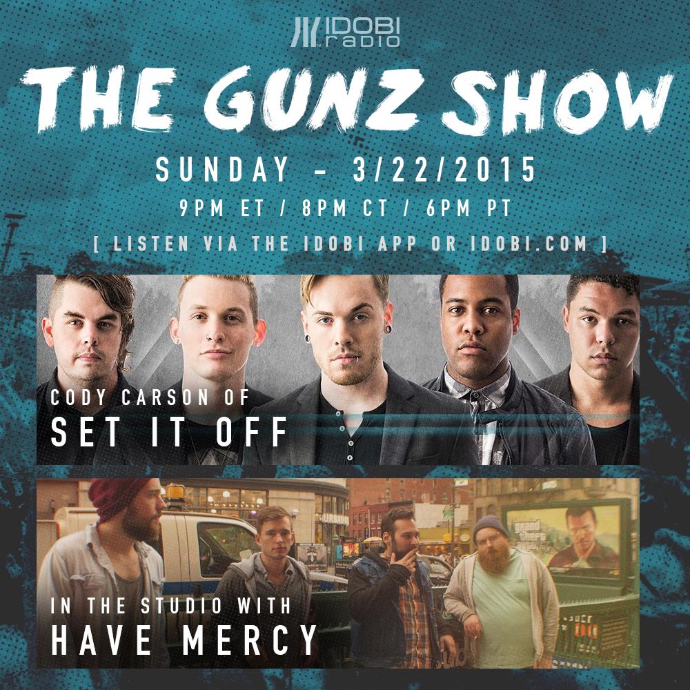 3-22-2015 - The Gunz Show