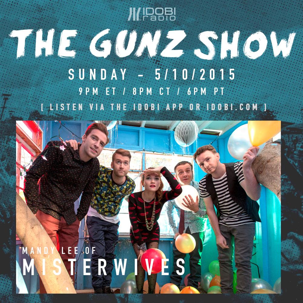 5-10-2015 - The Gunz Show