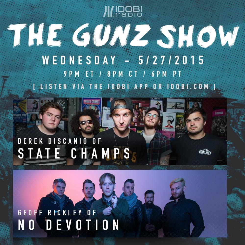The Gunz Show - 5-27-2015