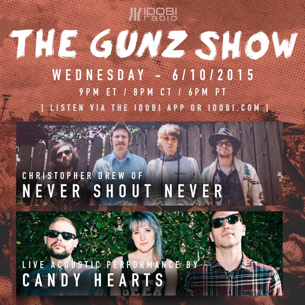 The Gunz Show - 6-10-2015