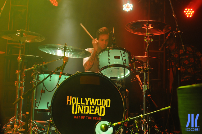 Hollywood Undead (1 of 15)