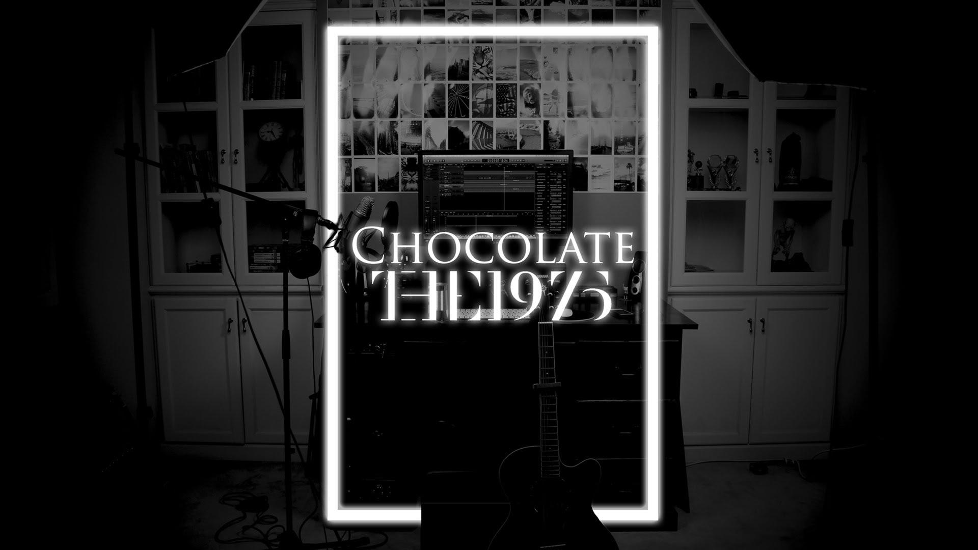 The 1975 Chocolate Album Cover   www.imgkid.com - The ...