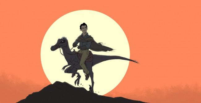 Image by Celestino Marina, courtesy of Nickelodeon