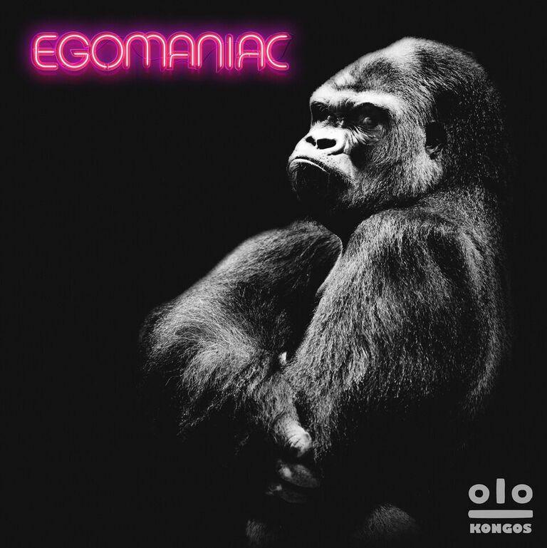 KONGOS EGOMANIAC album art