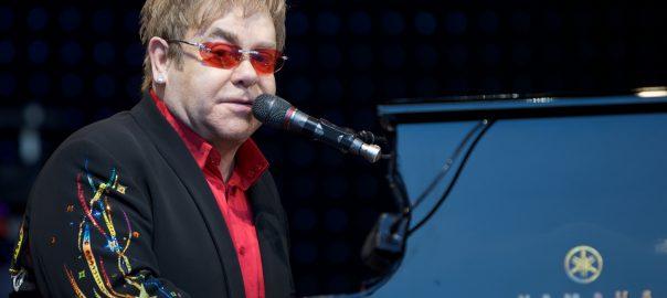 Elton John in Skagerak Arena June 2009