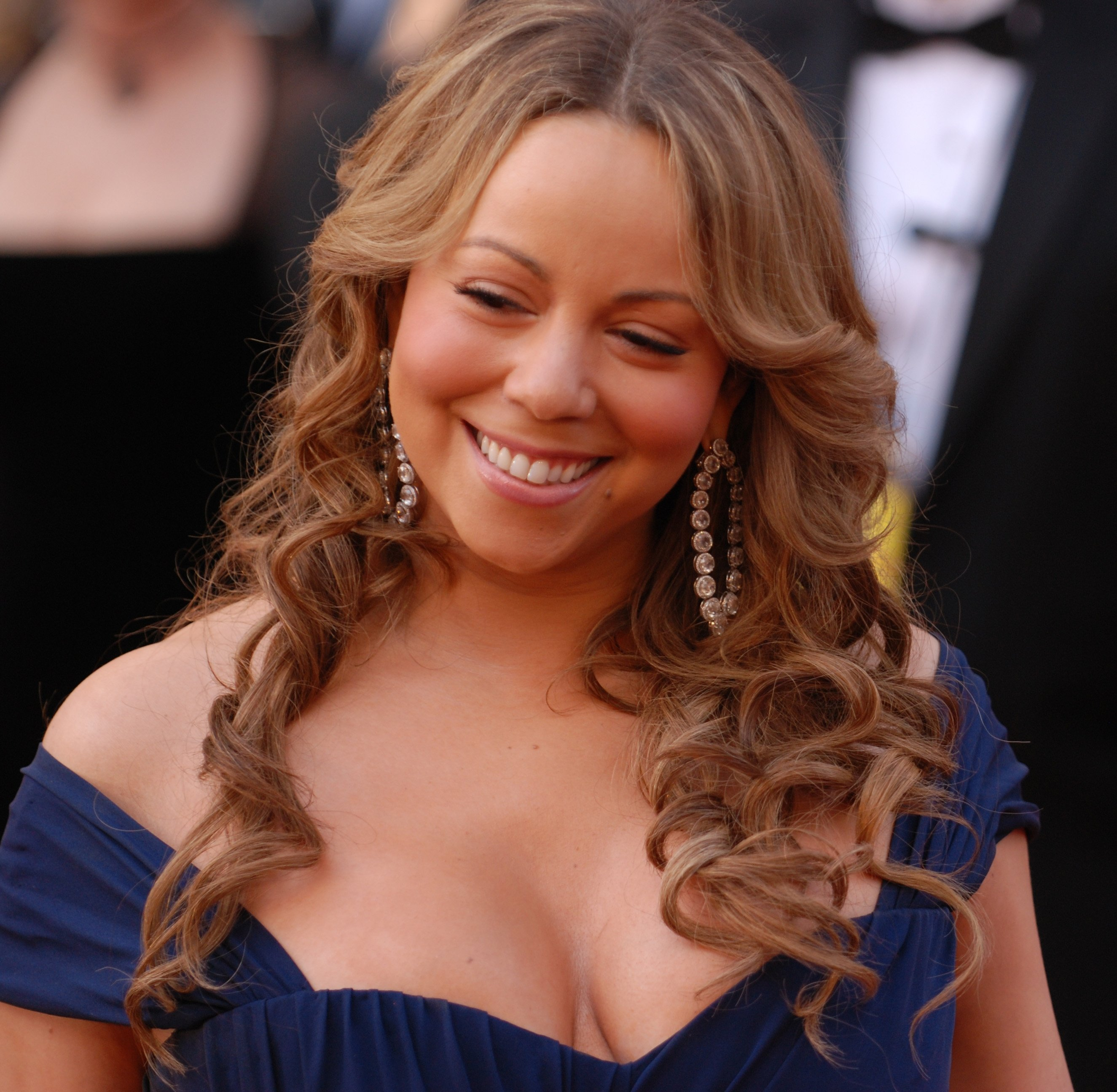Mariah Carey 82nd Annual Academy Awards