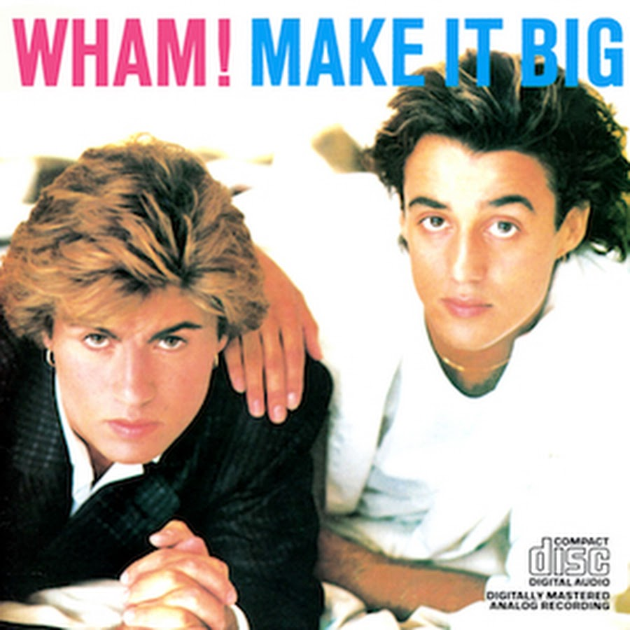 Wham Make it Big Album