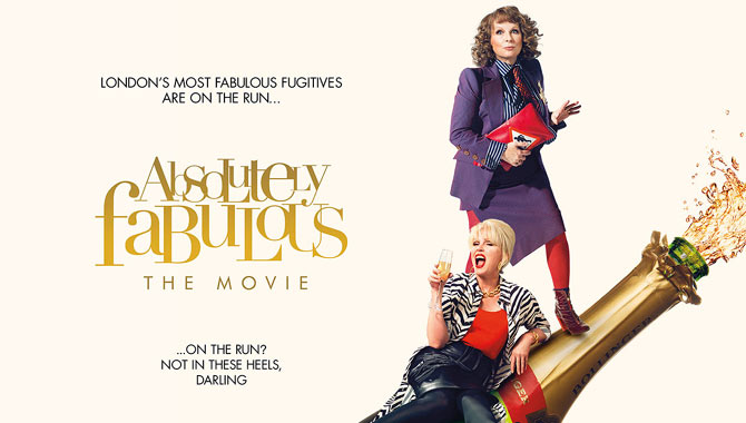 Image result for ABSOLUTELY FABULOUS MOVIE POSTER