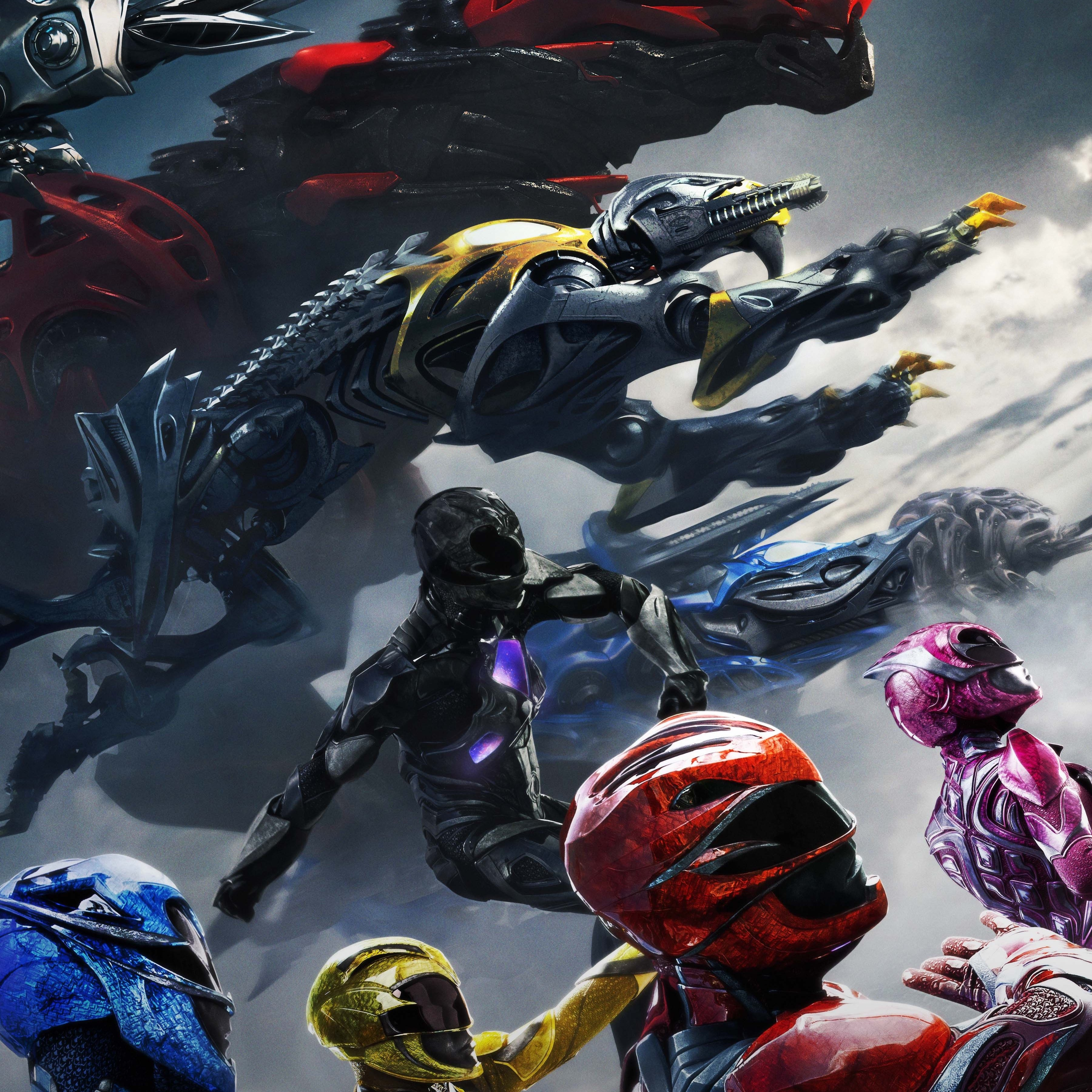 Film Review: Saban's Power Rangers