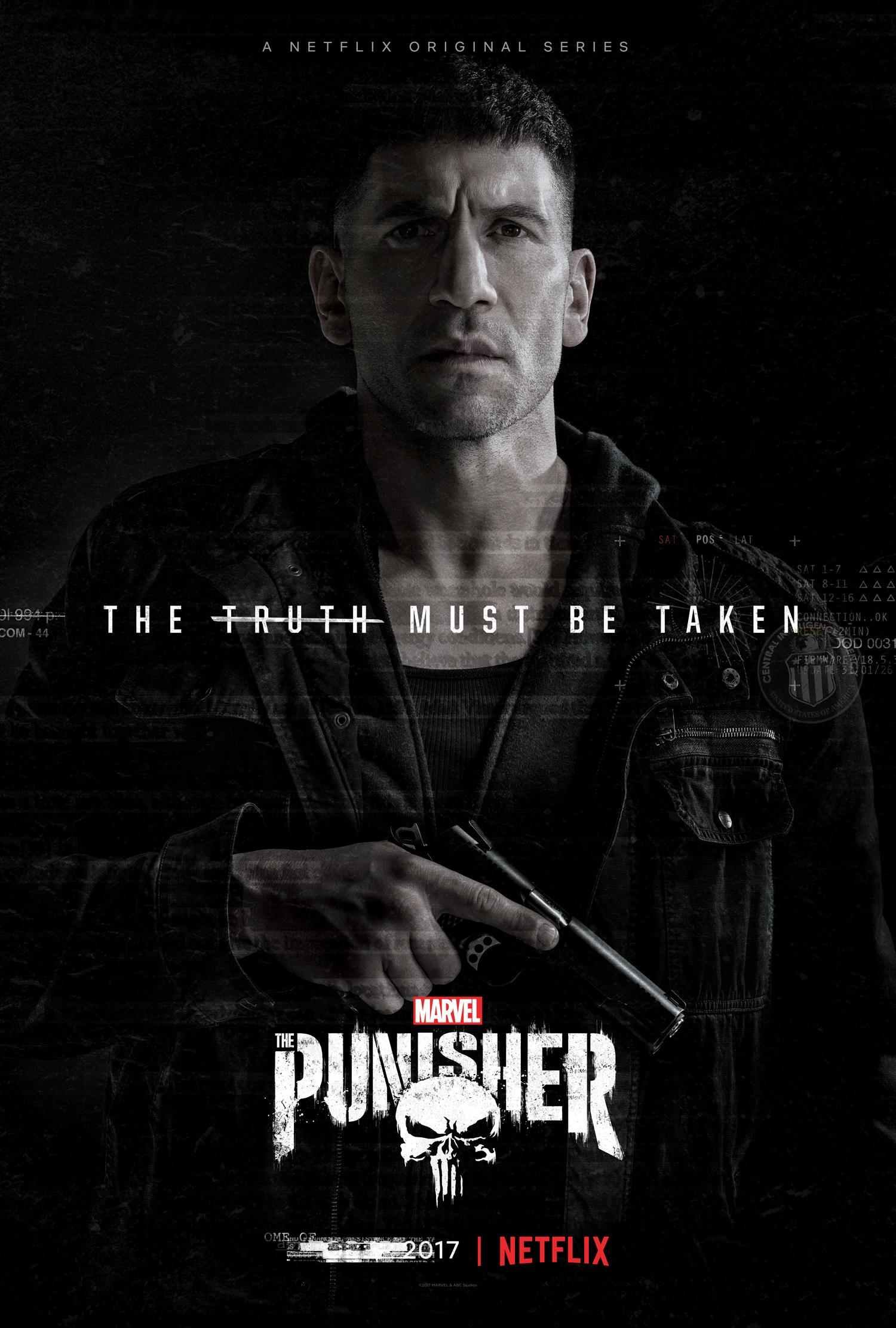 TV Show [P]Review: The Punisher | idobi Network