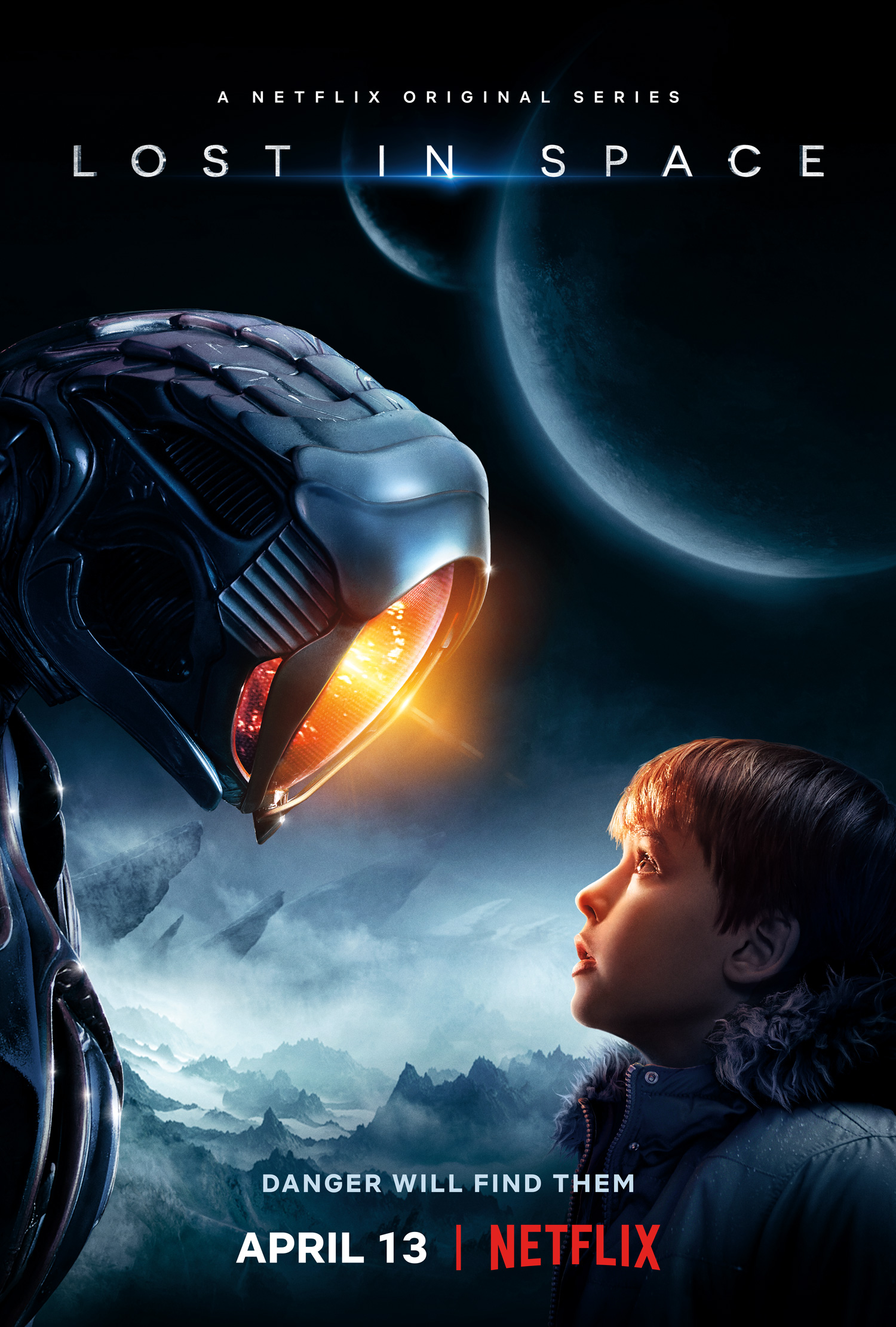 Tv Show P Review Lost In Space 2018 Idobi Network