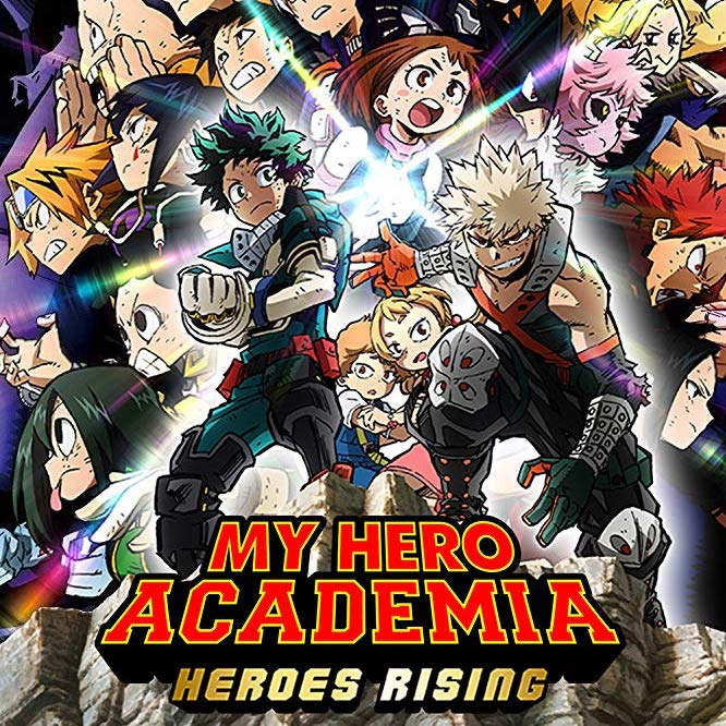 Film Review My Hero Academia Heroes Rising Idobi Network