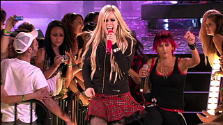 Avril Lavigne Much Music Video Awards 2007 Girlfriend